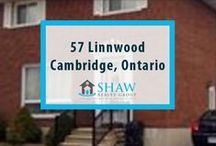 57 Linnwood Cambridge, ON - N1R1V2 / Fully occupied triplex located in East Galt boasting all new windows and doors, and finished basements. Tenants pay utilities. Unit A rents for $900/month, features three bedrooms, two baths, and is occupied by a 6 year tenant; Unit B rents for $800/month, features two bedrooms, one bath, and is occupied by a 6 year tenant; Unit C rents for $800/month, features two bedrooms, one bath, and is occupied by a 2 year tenant. Fantastic investment opportunity!