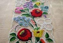 "Embroidery ""Kalocsai"""