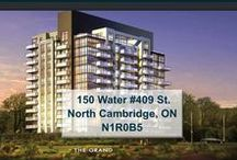 150 Water #409 St. North Cambridge, ON N1R0B5 / MLS# 30535267  Breathtaking terrace/river views & a maintenance free lifestyle in your new home. Welcome to the Grand. Cambridge's newest & most exciting developments on the banks of the Grand River. Walk to downtown Galt for shopping, restaurants, Cambridge farmers' market, Dunfield theatre & the Cambridge public library.   Book your private showing today! Call us for more information 519-772-4144 | info@ShawRealtyGroup.com For more info, visit http://goo.gl/S1Pexu