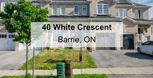 40 White Crescent Barrie, ON L4N5Z9 / MLS# 1607786  GORGEOUS UPSCALE TOWNHOME. OVER 1,600 SQUARE FEET. OPEN CONCEPT LAYOUT. UPGRADED KITCHEN WITH LARGE ISLAND IS A CHEF'S DELIGHT.   Book your private showing today! Call us for more information 519-772-4144 | info@ShawRealtyGroup.com For more info visit https://goo.gl/A8vm3o