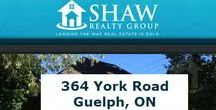 364 York Road Guelph, ON N1E3H1 / Amazing solid brick 3 bedroom totally renovated open concept home.  Don't miss the chance to own this home in historic sought after St. Patrick's neighbourhood and you will not be upset as this home has been totally updated with every detail completed. This home will not last long, book a showing today!!!!!  Book your private showing today! Call us for more information 519-772-4144   info@ShawRealtyGroup.com For more property details, check https://goo.gl/85XLmu
