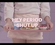 Knixteen / Hey period, shut up. Knixteen's leakproof girls underwear make you the boss of your period.