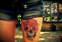 Inkspiration! / Ink Inspiration / by Megs Firiel Orton