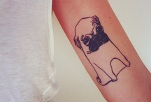 INK / I am a human canvas