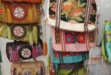 Bag Obsession / I love all kinds of bags, and the funkier (and bigger) the better! / by Megs Firiel Orton