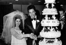Celebrity Cakes / This board showcases celebrity's wedding cakes. From the days of old Hollywood to today's celebrity cakes.