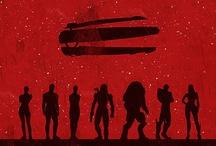 Mass Effect / by todd maurer