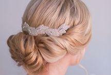 • bridal hair + makeup • / Bridal Hair and Makeup