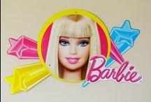Fiesta de Barbie / Recibe en la puerta de tu casa increíbles artículos para tener una fiesta temática de Barbie