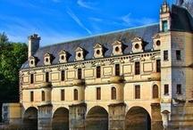 Dolina Loary / Dolina Loary to drugi po Paryżu najpopularniejszy region turystyczny Francji - warto tu przyjechać, aby zobaczyć piękne zamki, położone w niewielkich miasteczkach i otoczone wspaniałymi ogrodami!