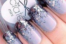 Nails & Makeup.