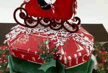**** Christmas craft 2 joanneke **** / most wonderful time of the year