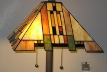Vitrail: Lampes / by Sylvia Soleil