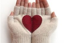 Smitten with them Mittens / I just Love a pair of nice charming mittens!