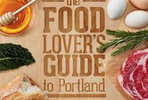 :: Eat, Drink, Be Merry in PDX :: / Food Mecca - stay at PDX Eco Cottage, Portland vacation rental http://portlandvacationcottage.com