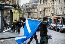 Scotland forever in my heart! / In my heart ....in my soul....I miss you