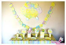 Baby Shower / Artículos e Ideas para Baby Shower.