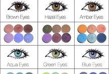M A K E U P & N A I L S / The art of makeup