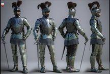 갑옷 / Armor