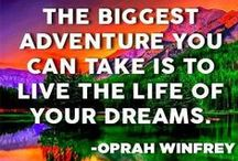 Travel Quotes / Inspirational Travel Quotes for RVers, Campers & Anyone Feeling #Wanderlust