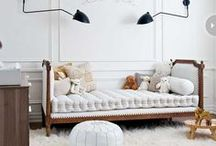 Nursery+KidsRooms / Inspiration and ideas for the nursery and kids room