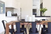Dining+Breakfast / Inspiration and ideas for the dining room and breakfast nook