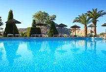 Alianthos Garden Hotel / Plakias, Rethymno, Crete, Greece