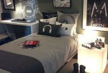 Bedroom ideas / Inspiration for the layout and decoration of the bedroom.