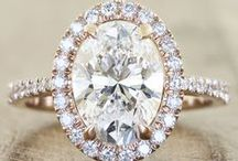• 'i do' bling • / stunning engagement rings
