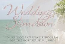• stay fit • / inspiration to get fit for your wedding