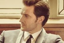 Mezmorizing / Very handsome men and if you can't tell Richard Armitage is my favorite ... Sigh. / by Laura W