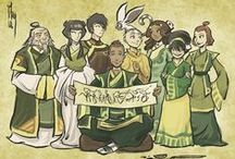 Avatar The Last Air Bender/The Legend Of Korra! / Everything ATLA and LOK.