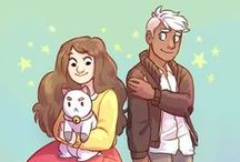 Bee & PuppyCat! / Everything Bee and PuppyCat.