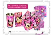 Fiesta de Minnie Mouse / Ideas para que organices la mejor fiesta de Minnie Mouse para tu pequeña.