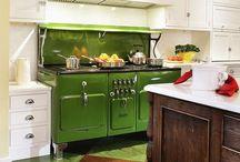 Kitchen / Benim favori mutfaklarım