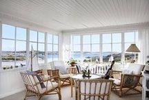 un reve au bord de la mer / Voglio una casa con una vetrata sul mare...