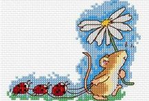 cross stitch - kids