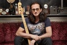 Bassist Inspiration Images / Bass Player Portraits