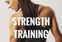 Strength Training: At-Home Exercises to Muscle up / The best strength training workouts and exercises to build muscle mass, lose weight and get in shape in the comfort of your home. Always with minimal equipment.