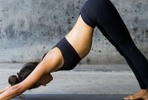 Yoga / The best yoga clothes and exercises to do at home for a better body & mind.