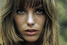 Fringes / Hairstyles with fringes/bangs