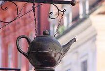 Incredible Coffee Shops/Cafés/Tea Gardens/Rooms/Bakeries / Places to splurge yourself and to enjoy tea coffee etc.