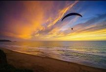 Amazing Paragliding Photos
