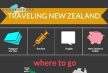 Travel New Zealand / Travel to New Zealand to experience nature, culture, and adventure.