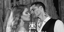 TRUSSARDI PARFUMS Uomo Donna / The new TRUSSARDI Uomo Donna campaign: a fully passionate and complicated relationship between two lovers that don't want and are not able to say goodbye. #TrussardiParfums