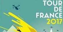 Afişler ile Fransa Turu