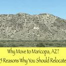 Maricopa AZ Real Estate Information / All types of great information about buying or selling a home in Maricopa, AZ.  City information as well!
