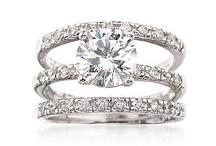Nice Ring To It / Engagement Ring & Wedding Band Inspiration