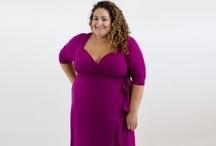 Fashion for the plus size / Fashion advice for plus size lady