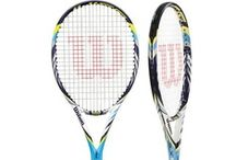 Tennis Rackets / by Victoria ✨